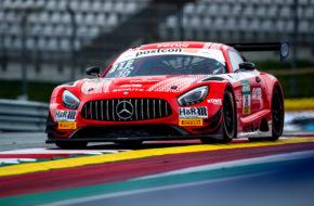 Marvin Dienst Philipp Frommenwiler Schütz Motorsport Mercedes-AMG GT3 ADAC GT Masters Red Bull Ring