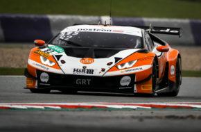 Tim Zimmermann Steijn Schothorst Grasser Racing Team Lamborghini Huracan GT3 ADAC GT Masters Red Bull Ring