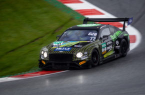 Constantin Schöll Jordan Pepper T3-HRT-Motorsport Bentley Continental GT3 ADAC GT Masters Red Bull Ring