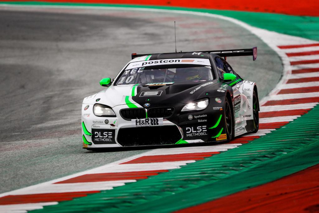 Henric Skoog Nick Yelloly Schubert Motorsport BMW M6 GT3 ADAC GT Masters Red Bull Ring
