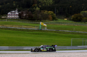 Constantin Schöll Jordan Pepper T3-HRT-Motorsport Bentley Continental GT3 ADAC GT Masters Red Bull Ring
