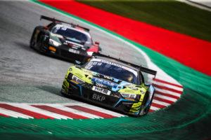 Maximilian Paul Niels Langeveld T3-HRT-Motorsport Audi R8 LMS GT3 ADAC GT Masters Red Bull Ring