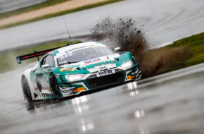 Christopher Haase Max Hofer Montaplast by Land-Motorsport Audi R8 LMS GT3 ADAC GT Masters Lausitzring