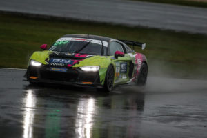 Hugo Sasse Will Tregurtha T3-HRT-Motorsport Audi R8 LMS GT4 ADAC GT4 Germany Lausitzring