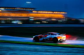 Tim Heinemann Moritz Oestreich PROsport Racing Aston Martin Vantage GT4 ADAC GT4 Germany Lausitzring