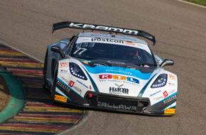 Markus Pommer Jeffrey Schmidt Callaway Competition Corvette C7 GT3-R ADAC GT Masters Sachsenring