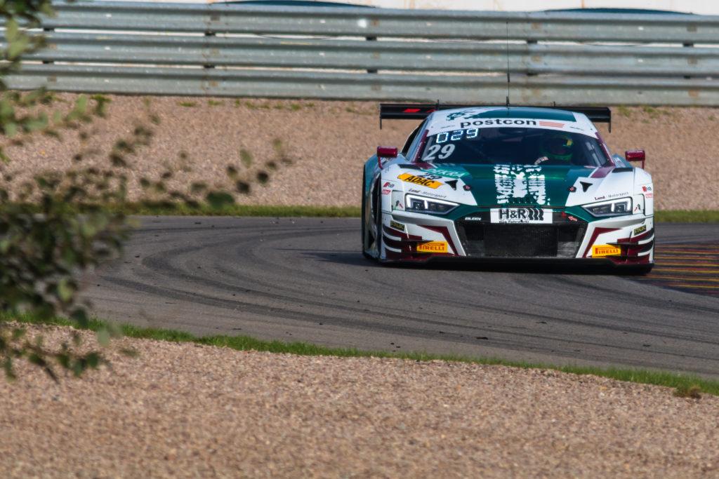 Kim Luis Schramm Christopher Mies Montaplast by Land-Motorsport ADAC GT Masters Sachsenring
