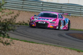 Igor Walilko Mike David Ortmann BWT Mücke Motorsport Audi R8 LMS GT3 ADAC GT Masters Sachsenring