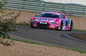 Igor Walilko Mike David Ortmann BWT Mücke Motorsport Audi R8 LMS GT3 ADAC GT Masters Sachsenring