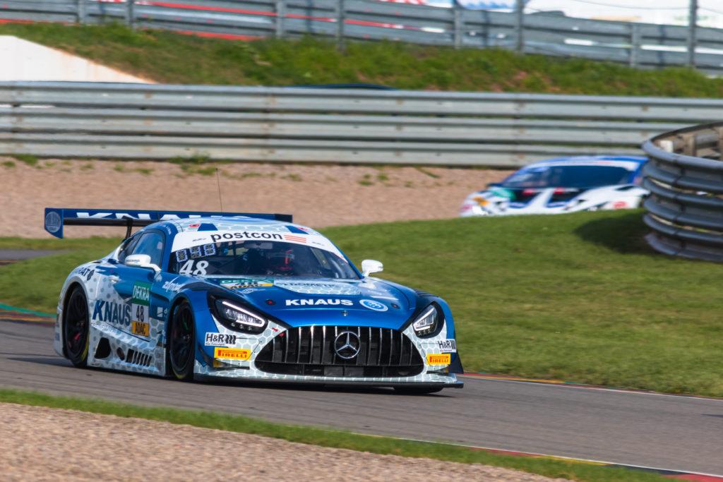 Philip Ellis Raffaele Marciello HTP WINWARD Motorsport Mercedes-AMG GT3 ADAC GT Masters Sachsenring