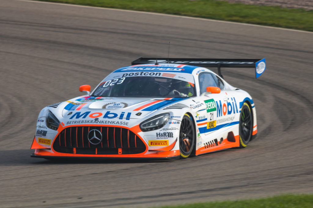 Jimmy Eriksson Daniel Keilwitz Team Zakspeed BKK Mobil Oil Racing Mercedes-AMG GT3 ADAC GT Masters Sachsenring