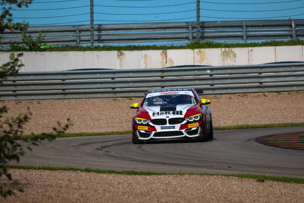 Michael Schrey Gabriele Piana Hofor Racing by Bonk Motorsport BMW M4 GT4 ADAC GT4 Germany Sachsenring