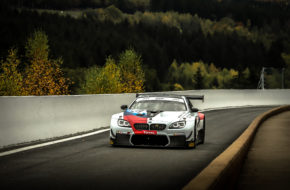 Martin Tomczyk David Pittard Nick Yelloly Walkenhorst Motorsport BMW M6 GT3 GT World Challenge Europe 24h Spa