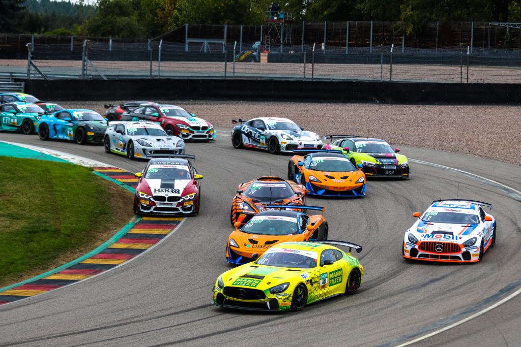 ADAC GT4 Germany Sachsenring