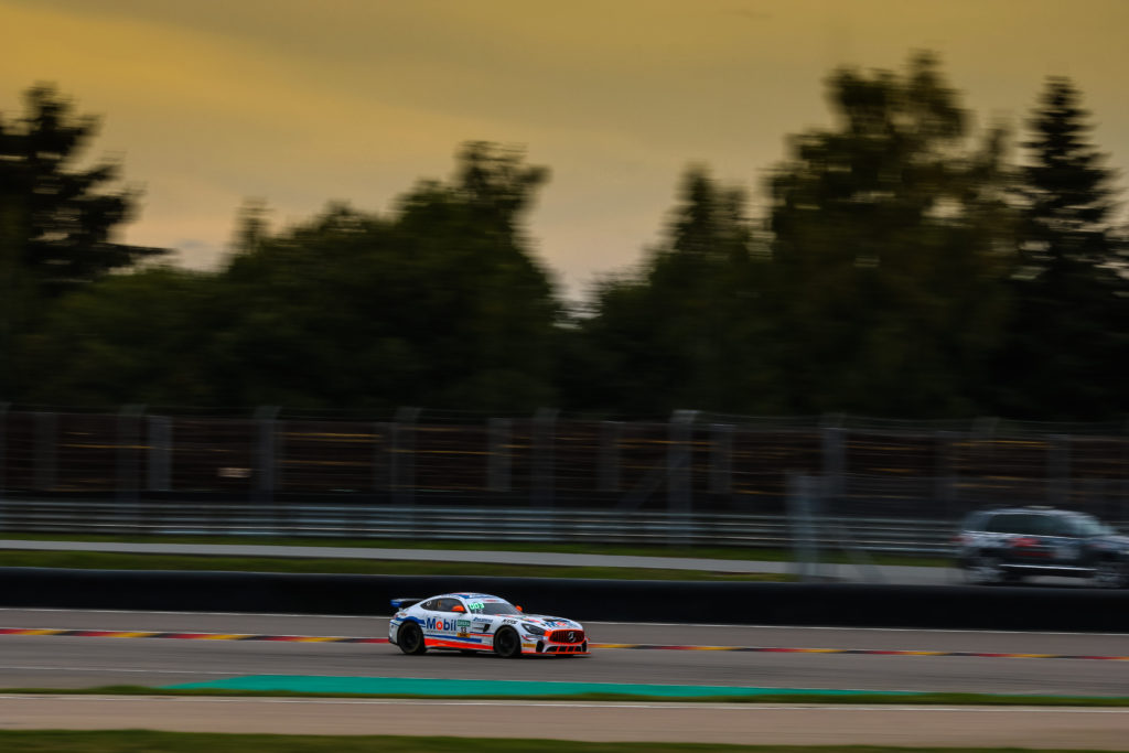 Jan Marschalkowski Hendrik Still Zakspeed Mercedes-AMG GT4 ADAC GT4 Germany Sachsenring