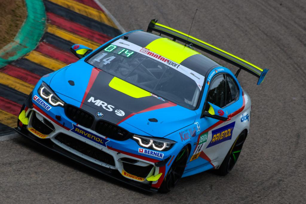 Alesia Kreutzpointner Jacqueline Kreutzpointner MRS GT-Racing BMW M4 GT4 ADAC GT4 Germany Sachsenring