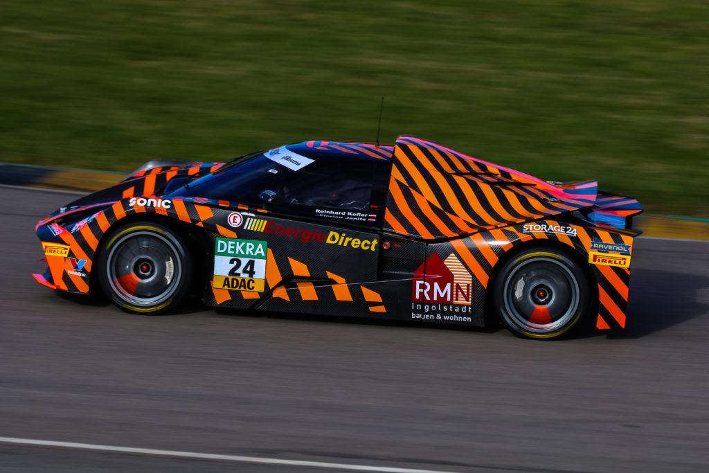 Florian Janits Reinhard Kofler True Racing KTM X-Bow GT4 ADAC GT4 Germany Sachsenring