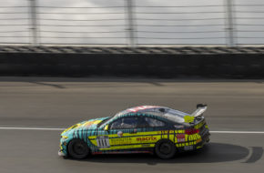 Bas Schouten Gabriele Piana RN Vision STS Racing BMW M4 GT4 GT4 European Series Zandvoort