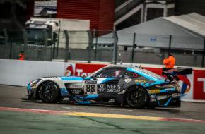 Raffaele Marciello Timur Boguslavskiy Felipe Fraga AKKA ASP Mercedes-AMG GT3 GT World Challenge Europe Endurance Cup 24h Spa