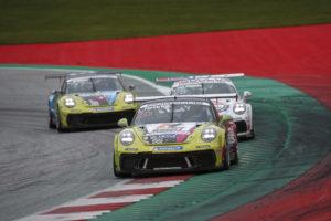 Laurin Heinrich T3-HRT-Motorsport Porsche 911 GT3 Cup Porsche Carrera Cup Red Bull Ring