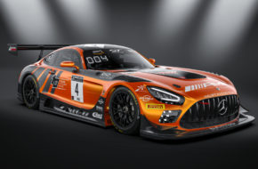 Vincent Abril Luca Stolz Maro Engel Haupt Racing Team Mercedes-AMG GT3