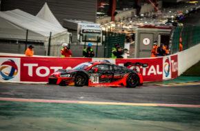 Dries Vanthoor Christopher Mies Kelvin van der Linde Audi Sport Team WRT Audi R8 LMS GT3 GT World Challenge Europe 24h Spa