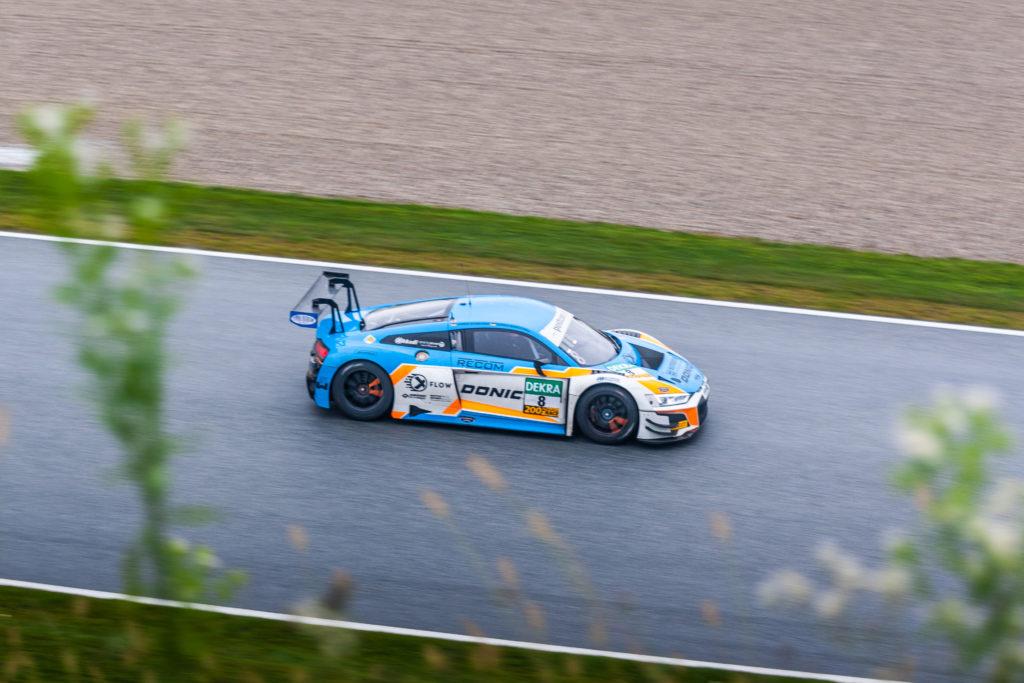 Carrie Schreiner Dennis Marschall Rutronik Racing Audi R8 LMS GT3 ADAC GT Masters Red Bull Ring