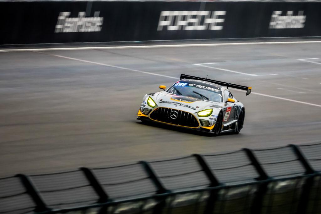 Kenneth Heyer Sebastian Asch Thomas Jäger Daniel Juncadella 10Q Racing Team Mercedes-AMG GT3 24h Nürburgring