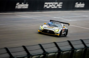 Kenneth Heyer Sebastian Asch Thomas Jäger Daniel Juncadella 10Q Racing Team Mercedes-AMG GT3 24h Nürburgring