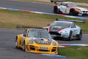 Christian Engelhart Nick Tandy Schütz Motorsport Porsche 911 GT3 R ADAC GT Masters Lausitzring