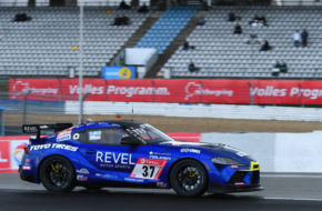 Andreas Gülden Michael Tischner Turbo Asahi Tohjiro Azuma Ring Racing Toyota GR Supra GT4 24h Nürburgring