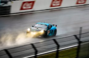 Luci Trefz Dennis Fetzer Ricardo van der Ende Allied-Racing Porsche 718 Cayman GT4 Clubsport MR 24h Nürburgring