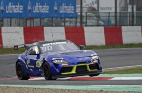 Nico Verdonck Ring Racing Toyota GR Supra DTM Trophy Zolder