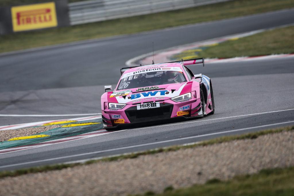 Ricardo Feller Stefan Mücke BWT Mücke Motorsport Audi R8 LMS GT3 ADAC GT Masters Oschersleben