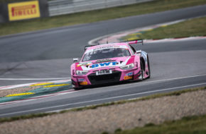 Ricardo Feller Stefan Mücke BWT Mücke Motorsport Audi R8 LMS GT3 ADAC GT Masters Oschersleben