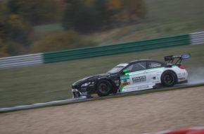 Henric Skoog Sheldon van der Linde Schubert Motorsport BMW M6 GT3 ADAC GT Masters Lausitzring