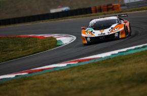 Tim Zimmermann Steijn Schothorst Grasser Racing Team Lamborghini Huracan GT3 ADAC GT Masters Oschersleben