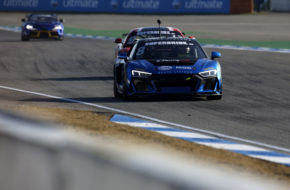 Jan-Erik Slooten Racing One Audi R8 LMS DTM Trophy Hockenheim