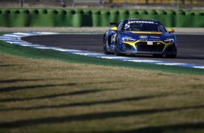 Lucas Ayrton Mauron Racing One Audi R8 LMS DTM Trophy Hockenheim