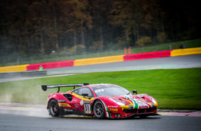 James Calado Nicklas Nielsen Alessandro Pier Guidi AF Corse Ferrari 488 GTE GT World Challenge Europe Endurance Cup 24h Spa