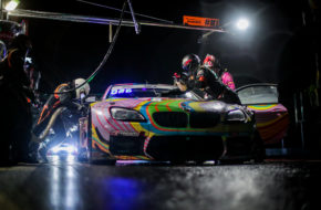 Karim Ojjeh Jens Klingmann Benjamin Lessennes Gilles Vannelet Boutsen Ginion Racing BMW M6 GT3 GT World Challenge Europe 24h Spa