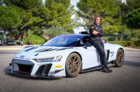 Stéphane Ratel Audi R8 LMS GT2
