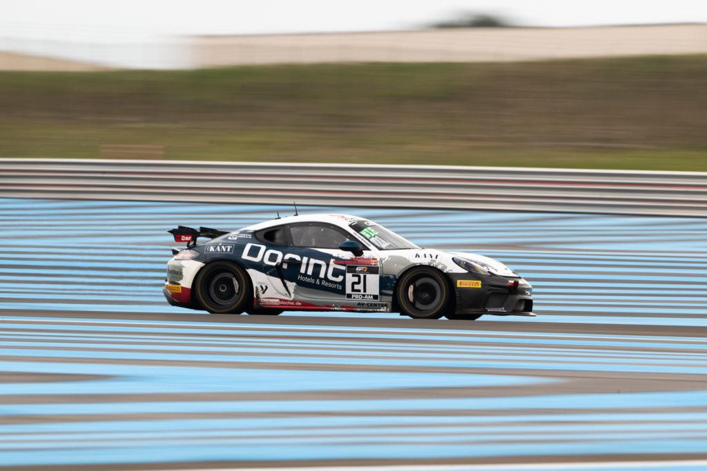 Jörg Viebahn Nicolaj Möller Madsen Allied-Racing Porsche 718 Cayman GT4 Clubsport MR GT4 European Series Le Castellet