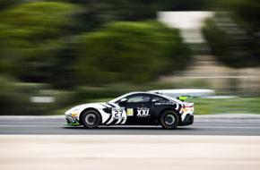 Theo Nouet Valentin Hasse-Clot AGS Events Aston Martin Vantage GT4 GT4 European Series Le Castellet
