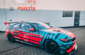 Kevin Rohrscheidt Julian Würtele RN Vision STS Racing BMW M4 GT4 GTC Race