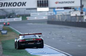 Markus Winkelhock Phoenix Racing Audi R8 LMS GT3 GTC Race Hockenheim