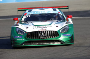 Bernd Schneider Bernd Mayländer Space Drive Racing operated by HWA Mercedes-AMG GT3 GTC Race Hockenheim