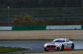 Jan Marschalkowski Hendrik Still Zakspeed Mercedes-AMG GT4 ADAC GT4 Germany Lausitzring