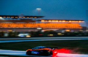 Aleksey Sizov Christopher Dreyspring Dörr Motorsport McLaren 570S GT4 ADAC GT4 Germany Lausitzring
