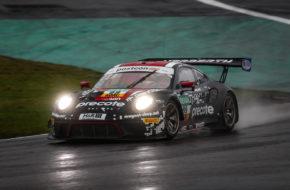 Robert Renauer Klaus Bachler Precote Herberth Motorsport Porsche 911 GT3 R ADAC GT Masters Lausitzring